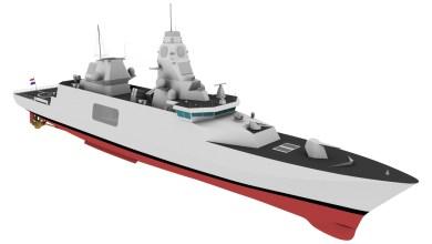 Photo of Nieuw fregat wordt schrik onderzeeboten