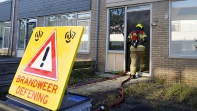 Photo of Realistische oefening voor brandweer Anna Paulowna
