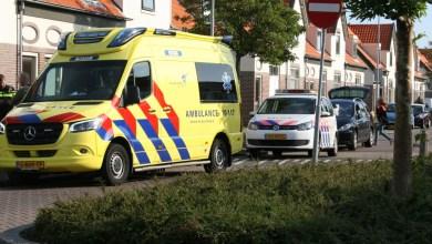 Photo of Fietsster ten val op de Brakkeveldweg