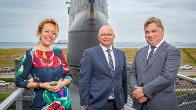 Photo of Cees Loggen nieuwe voorzitter Waddenfonds