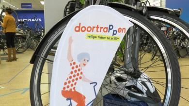 Photo of Ouderen dankzij Doortrappen veiliger op de fiets (video)