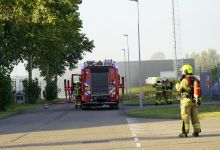Photo of Brand op bedrijventerrein snel onder controle