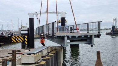 Photo of Nieuwe noodaanlanding voor Texelse boot (video)
