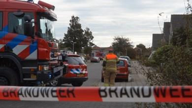 Photo of Gaslek in Julianadorp, woningen ontruimd (update)