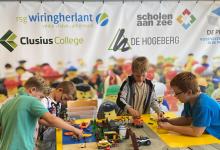 Photo of Ontdekken op de Lego Werf