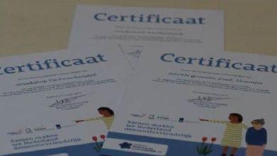 Photo of Hollands Kroon ontvangt certificaat 'dementievriendelijke gemeente'