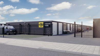 Photo of GaragePark bouwt 94 garageboxen op bedrijventerrein De Dogger