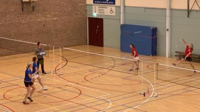 Photo of Badmintonners Zeemacht nog steeds ongeslagen