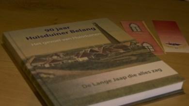 Photo of Jubileumboek over 90 jaar Huisduiner Belang (video)