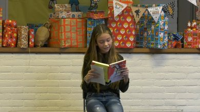 Photo of Lola wint voorleeswedstrijd Prinses Margrietschool (video)