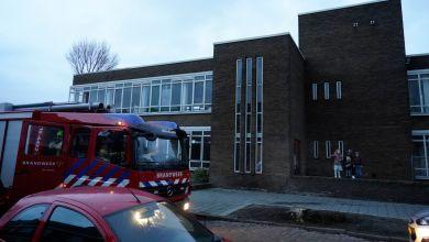 Photo of Brand in voormalige school snel geblust