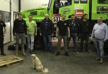 Photo of Laatste voorbereidingen Team Dust Warriors voor deelname aan Dakar Rally (video)