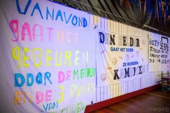 Dozy wint thuis van Binnenland (DHfoto).