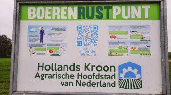 Veel informatie over de agrarische ontwikkelingen in Hollandse Kroon