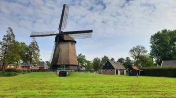De bijna 500 jaar oude Waertmolen