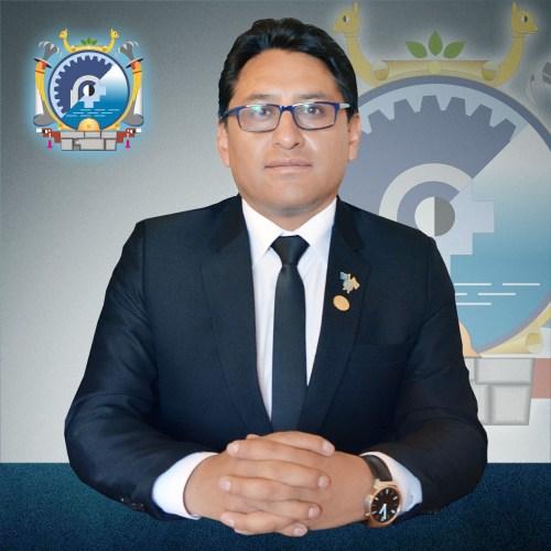 Mg. Sc. MVZ. JUAN PAUL CASTILLO PACA