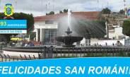 XCIII ANIVERSARIO DE LA PROVINCIA DE SAN ROMÁN-JULIACA