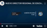 NUEVO DIRECTOR REGIONAL DE EDUCACIÓN – PUNO