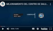 MEJORAMIENTO DEL CENTRO DE SALUD DE ZEPITA