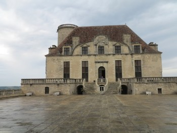 Cour d'honneur (photo Claire C.-H.)