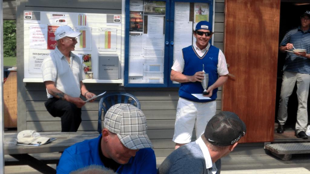 Neil Fraser vinner av Ogna Trophy