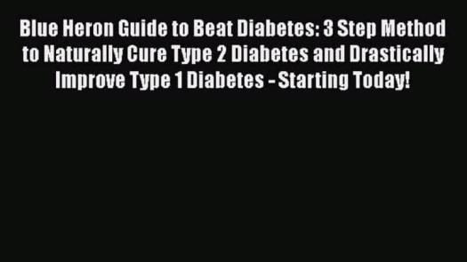 diabetes review