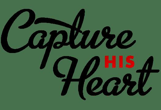 capture his heart logo