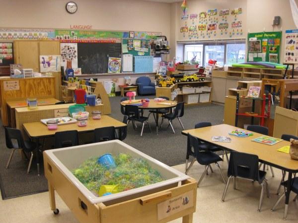 Cindy Sarazen - Classrom Regis Catholic Schools