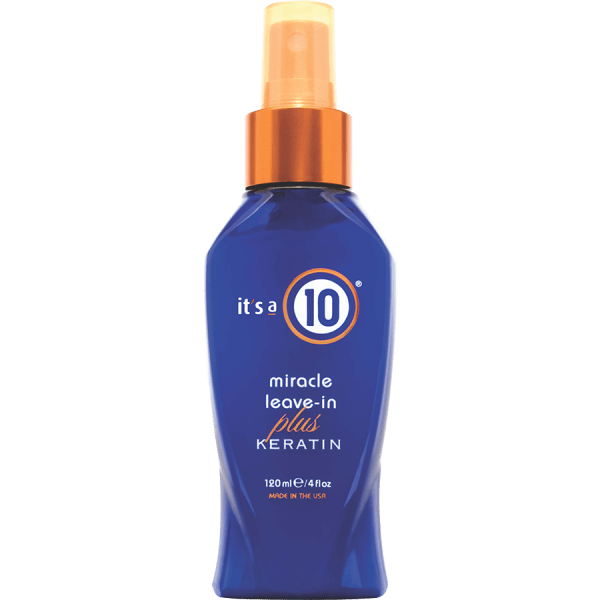 10 - Miracle Leave-in Spray Keratin