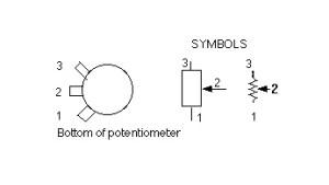 Potentiometer Wiring Diagram  Somurich