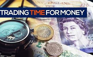 Are you STILL trading your time for money?