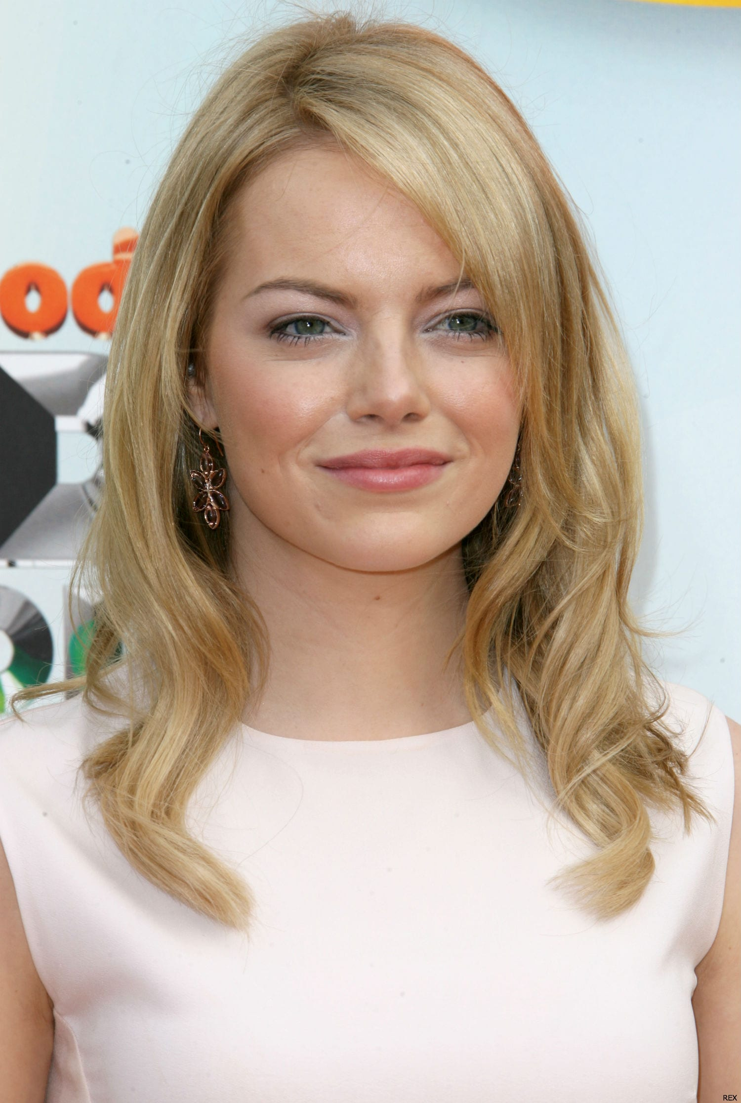 Emma Stone From Red To Blonde