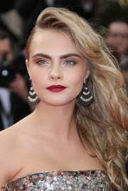 ss14 hair trends - deep side parting