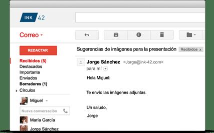 gmail con tu propio dominio