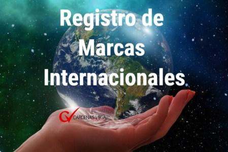 Registro de Marcas Internacionales