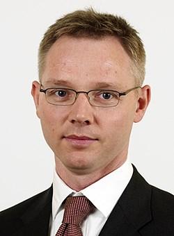 Director General Martin Skancke of the Ministry of Finance's Department of Asset Management