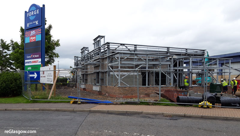 EAST End Drive-Thru Sites Nearing Completion - reGlasgow