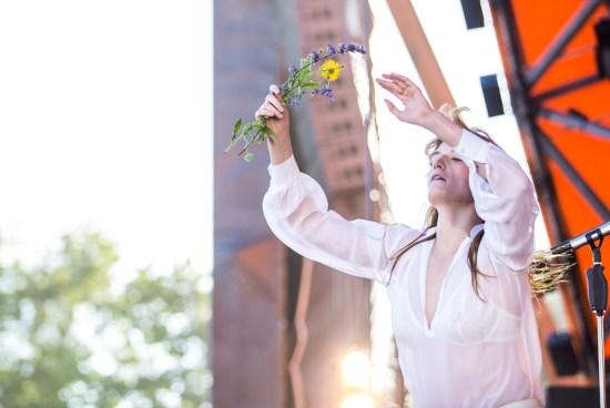 Florence Welch. Foto: Lasse Lagoni