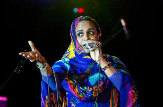Noura Miny Seymali (billede fra anden begivenhed)