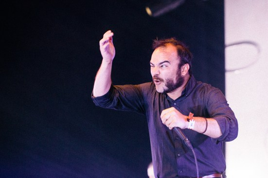 Future Islands - Foto: Malthe Ivarsson
