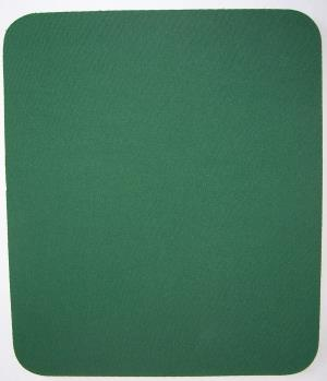 Blank Forest Green Mouse Pads