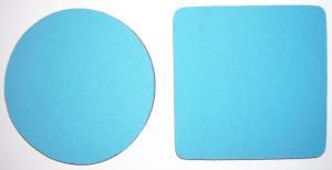 Blank Turquoise Coasters