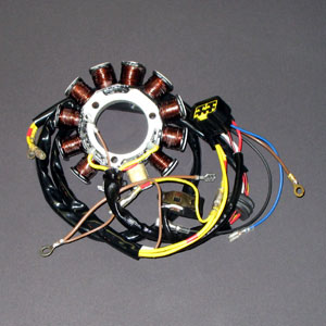 11 Pole Stator Wiring Diagram Stator Sportsman 500 Ho 4x4 Polaris