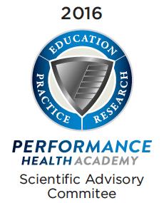 Performance Health Academy Scientific Advisory Committee logo