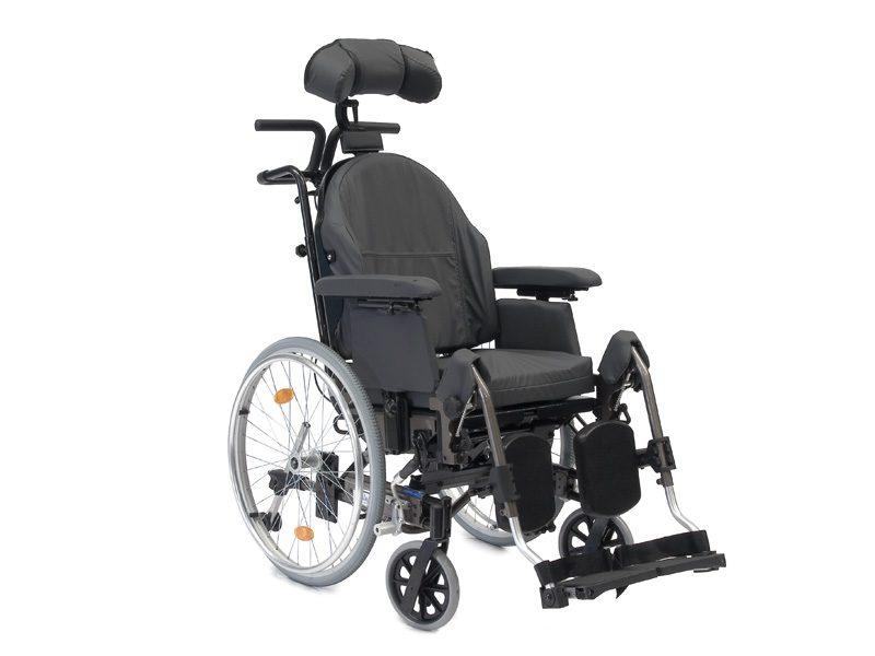TiltInSpace Breezy Relax Wheelchair  Rehab Hire