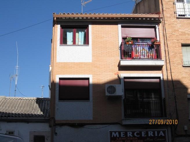 Edificio 3 viviendas San Sebastián de los Reyes 1