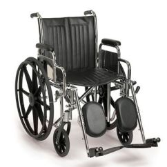 Wheelchair Manual Desk Chair Ball Seat The 5 Best Wheelchairs Number Two Ranked In This List Sunrise Medical S Breezy Ec 2000 Improves Upon Features Of Standard