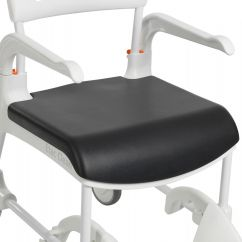 Shower Chairs With Wheels Office Chair Ergonomic Sale Etac Clean 24 In Commode Wheelchair