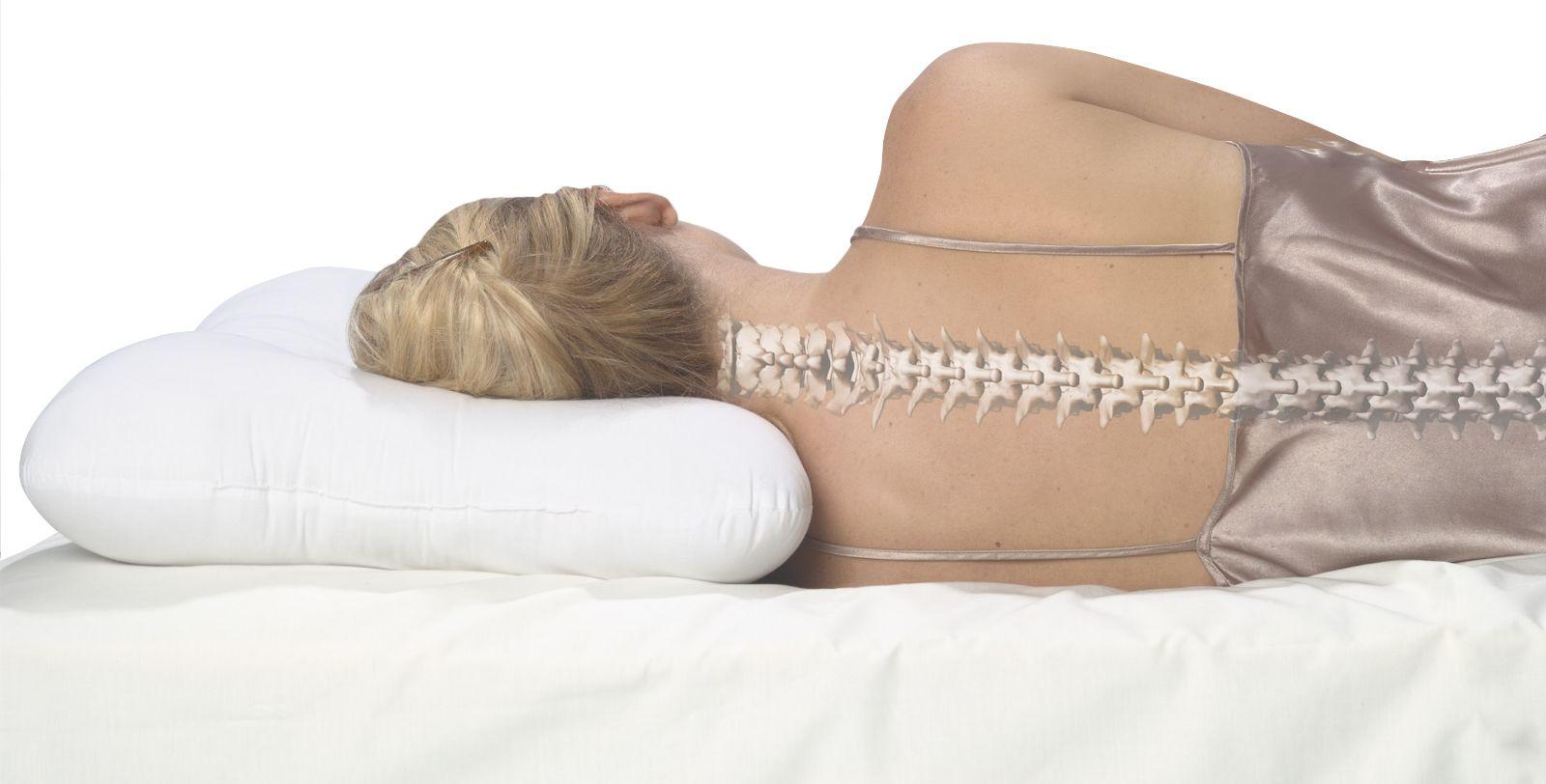 OrthoFiber 20 Neck Support Pillow