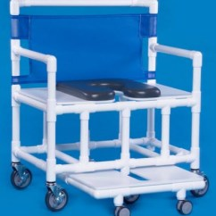 Bariatric Transport Chair 500 Lbs Ergonomic Cheap Soft Seat Shower Commode Chairs :